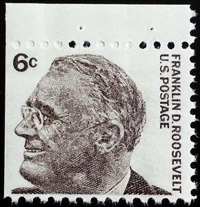 Image Is Loading 1966 6c Franklin D Roosevelt Booklet Single Scott