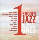 Smooth Jazz Number Ones [Concord] by Various Artists (CD, 2009, Concord)