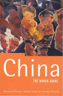 China: The Rough Guide by Jeremy Atiyah, David Leffman, Simon Lewis (Paperback, 2000)