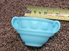Fisher Price Fun with Food Musical Tea Set Tulip Sugar Bowl Cup Blue Part Toy
