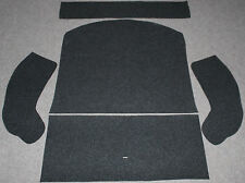 Innenausstattung-Stauraumteppich 5Tlg. passend für Vw KÄFER Cabrio 1303 72-80