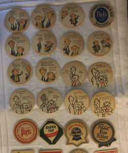 LOT OF 10 BIG SKY BREWING COMPANY COASTERS WRITE YER OWN