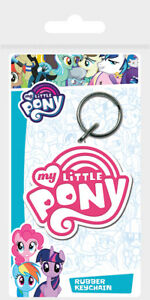 My-Little-Pony-Logo-Rubber-Keychain