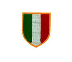 Flaggen Aufn/äher Patch Italien Fahne Flagge NEU