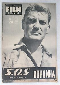FILM COMPLET N° 639 S.O.S NORONHA JEAN MARAIS DEBORAH KERR ...