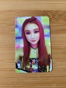 Kpop Secret Number Official Got That Boom Denise Photocard