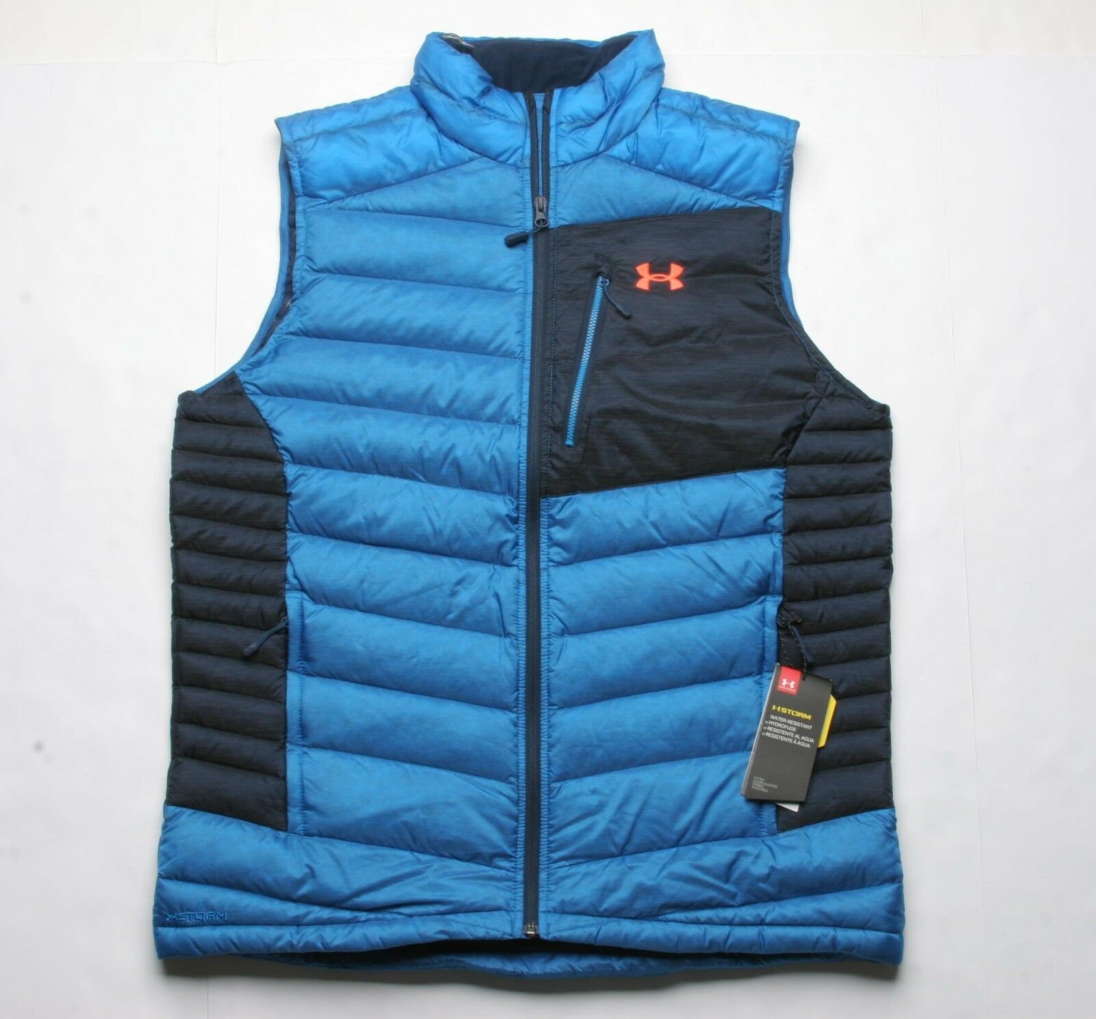 Under Armour ISO Down Vest (L) Academy