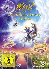 DVD * WINX CLUB - DAS MAGISCHE ABENTEUER # NEU OVP §