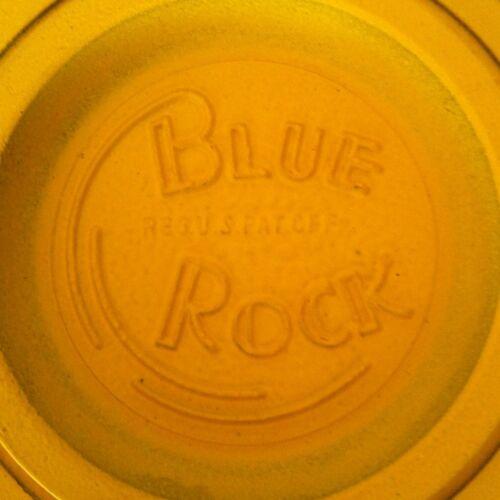 4 VINTAGE REMINGTON DUPONT BLUE ROCK MARKED CLAY PIGEONS FOR SKEET SHOOTING 60/'s
