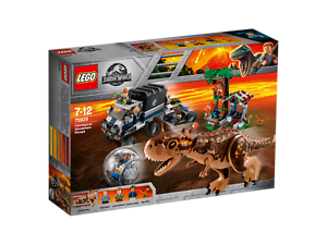 Lego ® Jurassic World ™ 75929 Cochenotauro-fuga en el gyrosphere nuevo embalaje original New