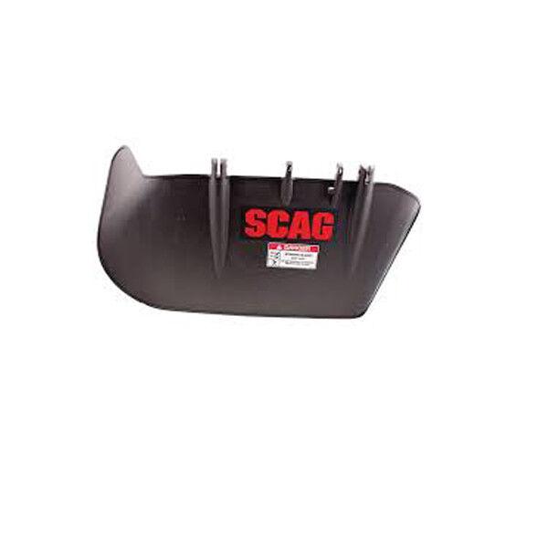 Rampa de desCochega Scag 461846 con etiqueta, 61 V