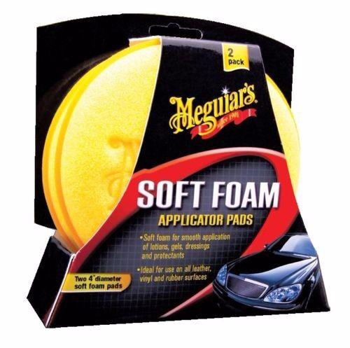 Meguiars Meguiar`s Soft Foam Applicator Pads 2 Pack