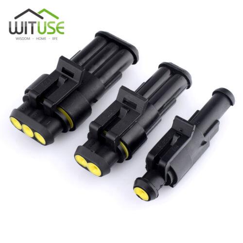 1//2//3//4//5//6 Pins Wasserdichte Elektrische Kabel Steckverbinder Terminal X10 D01