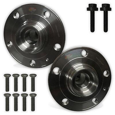 For Audi A3 2.0 TFSi 8P 2003/>2013 2x Rear Hub Wheel Bearing Kit 30mm Pair Lh Rh