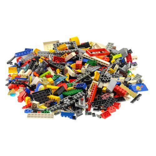 por ejemplo 500 piezas Lego sistema piedras coloridas mercancía kilos 0,70 kg puertas de discos barras