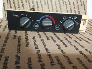 96-99 CHEVY GMC SIERRA Escallade TAHOE YUKON TRUCK SUV A//C TEMP CONTROL W//DEFOG