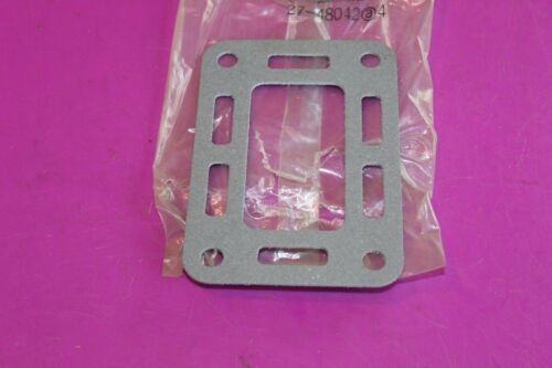 Part 27-48042 Mercury Quicksilver Gasket Acquired from a closed dealership.