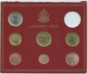 Vatican 2004 pièce de 2 cents Euros