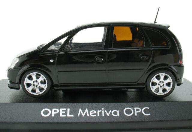 S227 Minichamps Opel Meriva 2003-2010 rot Modellauto 1:43 NEU in OVP