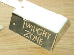 Twilight-Zone-Pinball-Mod-Custom-Mini-Lampara-De-Chile
