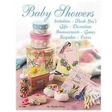 Baby Showers: Invitations, Thank You's, Gifts, Decorations, Announcements, Games