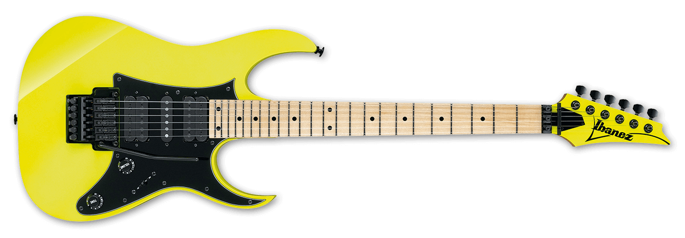 IBANEZ RG-Serie Genesis Collection E-Gitarre Desert Sun Gelb RG550-DY