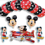 New-Disney-Mickey-Mouse-Birthday-Foil-Latex-Balloons-Plane-Party-Decorations-Boy thumbnail 4