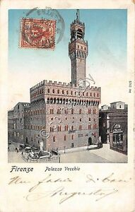 Cartolina-Firenze-Illustrata-Palazzo-Vecchio-primi-039-900