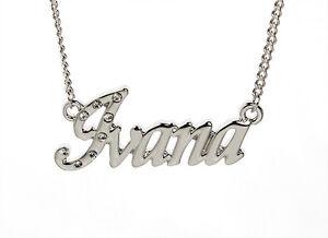 collier prenom ivana