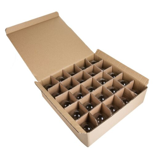 Box of 25 G50 CLEAR 7 Watt C9 Base Replacement Bulbs