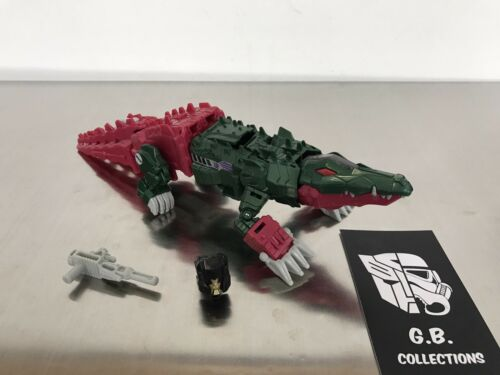 Transformers Titans Return Skullsmasher /& Grax DLX Class 100/% Complete