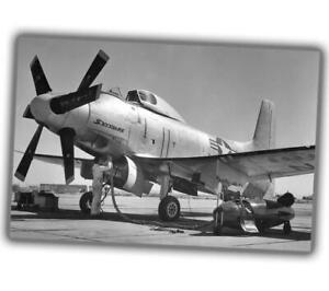 War-Photo-Douglas-A2D-Skyshark-NASA-ww2-Glossy-Size-034-4-x-6-034-inch-V