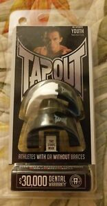 TAPOUT MOUTHGUARD PIECE 2PK YOUTH MMA UFC