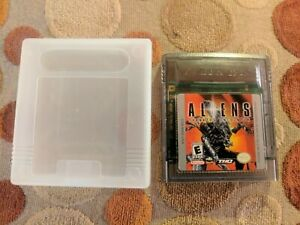 ALIENS-THANATOS-ENCOUNTER-Nintendo-Gameboy-Color-GBC-USA-Nice-Label-VERY-RARE
