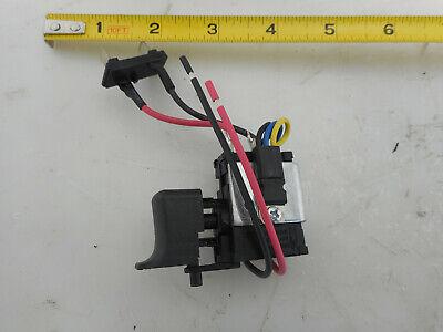 New Genuine Oem 270001455 Switch Assembly Ridgid Ryobi Cordless Drill Rep Part 704660055706 Ebay