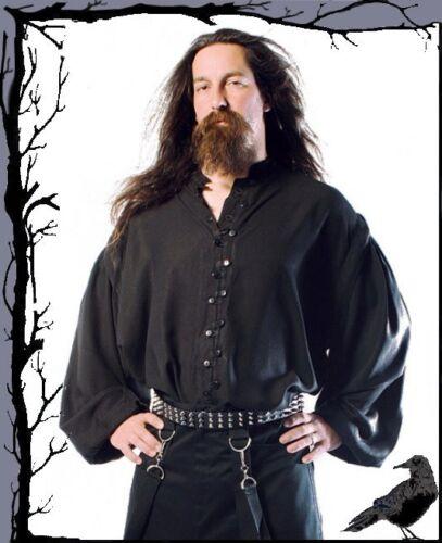 Gothic Hemd Rerano  Bäres Tageskleidung