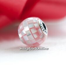 Authentic Pandora ESSENCE Compassion Mother-of-Pearl Charm #796078MMP
