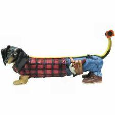Hot Diggity Dog Handyman Wiener Figurine by Westland #16484