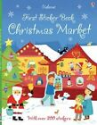 First Sticker Book Christmas Market by James MacLaine (Paperback, 2014)