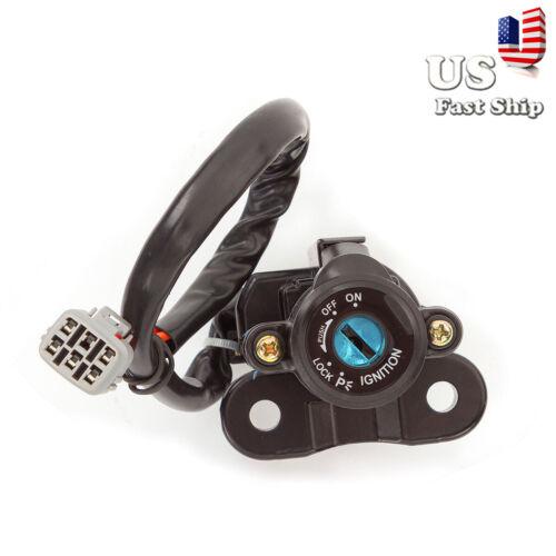 For Suzuki GSXR 600 750 1000 2009 2010-2016 2015 Ignition Switch Lock Key 5 Wire