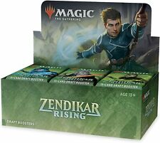 Zendikar RIsing Draft Booster Box Sealed Magic the Gathering Pre-Order