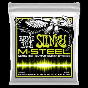 M-STEEL-Ernie-Ball-Regular-Slinky-M-STEEL-Corde-per-Chitarra-Elettrica-10-46