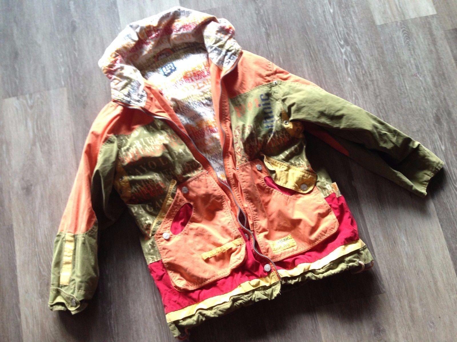 Steps  farbenfrohe Jacke für Damen - Gr. 38 40