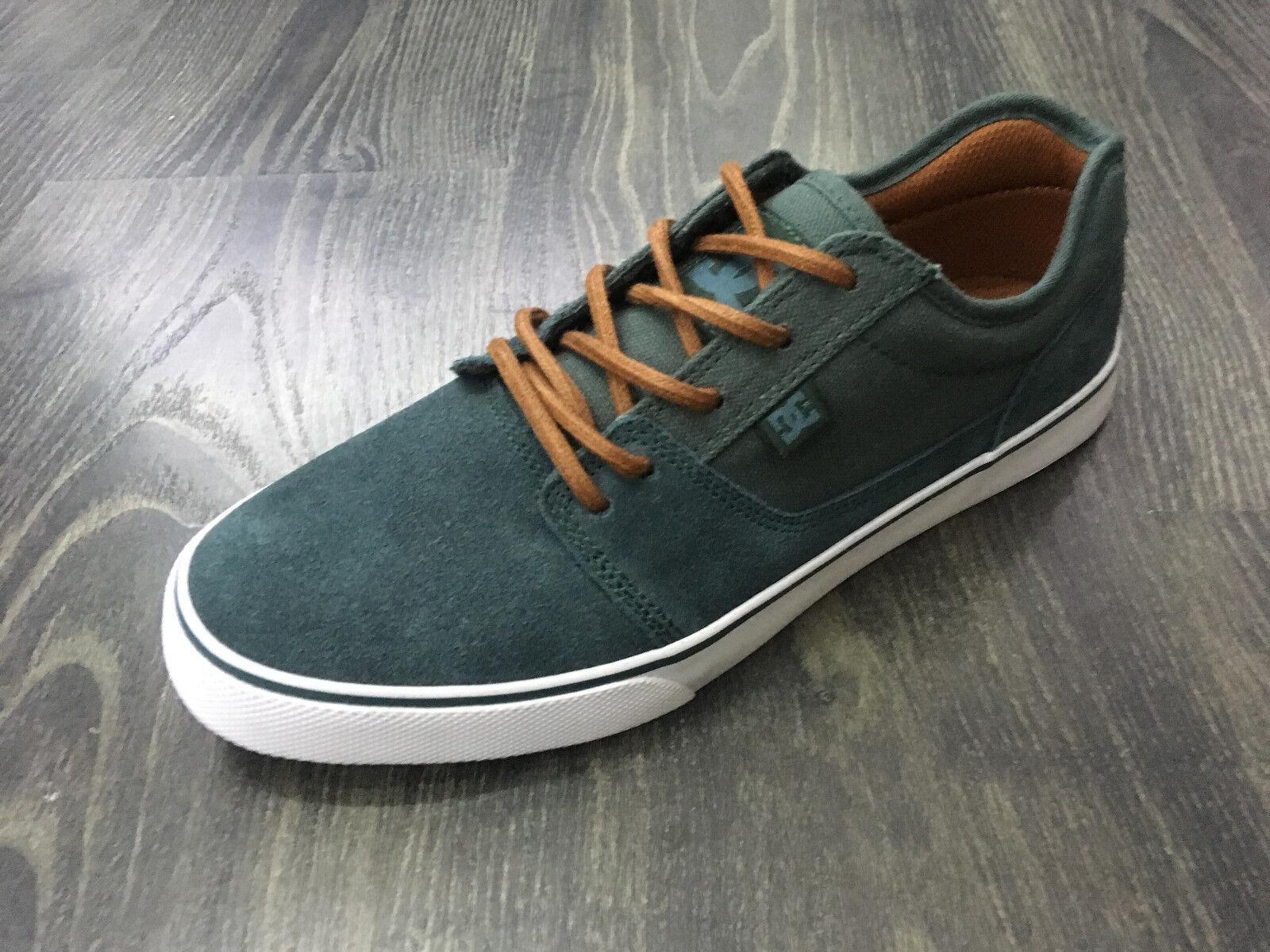 DC Schuhe skate Herrenschuhe Tonik deep jungle skate Schuhe Turnschuhe e45316