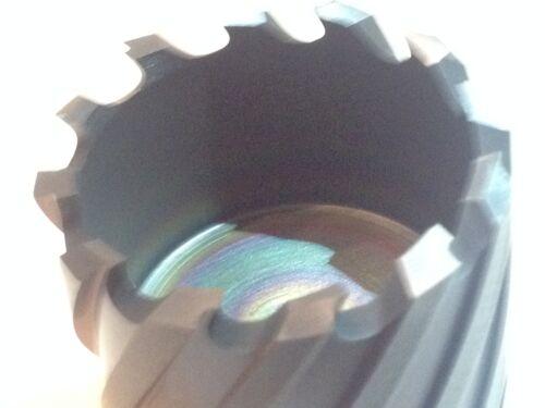 "7//8/""  x 1/"" depth TIALN COATED HSS Annular Cutter"