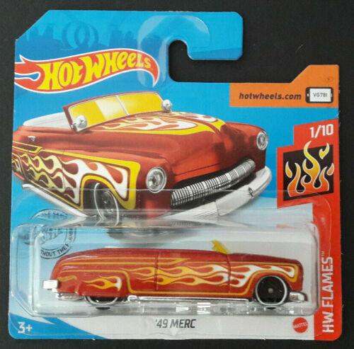 Hot Wheels 2020/'49 merc HW Flames nuevo embalaje original /&
