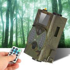 Best SunTek HC-350M IR Hunting Trail Camera Video Infrared HD 16MP MMS GPRS