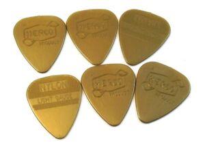 herco guitar picks vintage 66 6 pack light hev210p 710137083417 ebay. Black Bedroom Furniture Sets. Home Design Ideas
