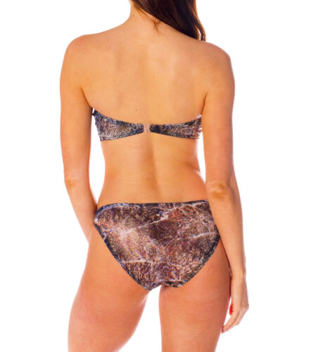 Kiniki Bali Tan Through Cut Out Swimsuit For an All Over Tan Made in England