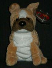 Ty Beanie Baby BB 2.0 ~ CARGO the Dog 6 Inch MWMT